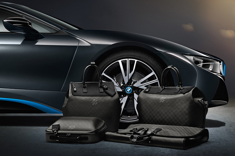 Louis Vuitton für BMW i8