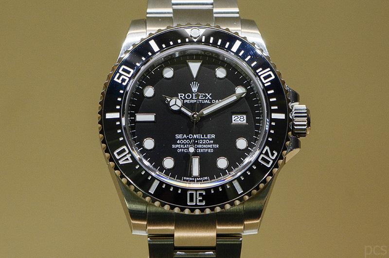 Die Rolex Sea-Dweller 4000 ist zurück!