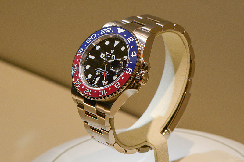 Rolex GMT-Master II – It's Pepsi Time!