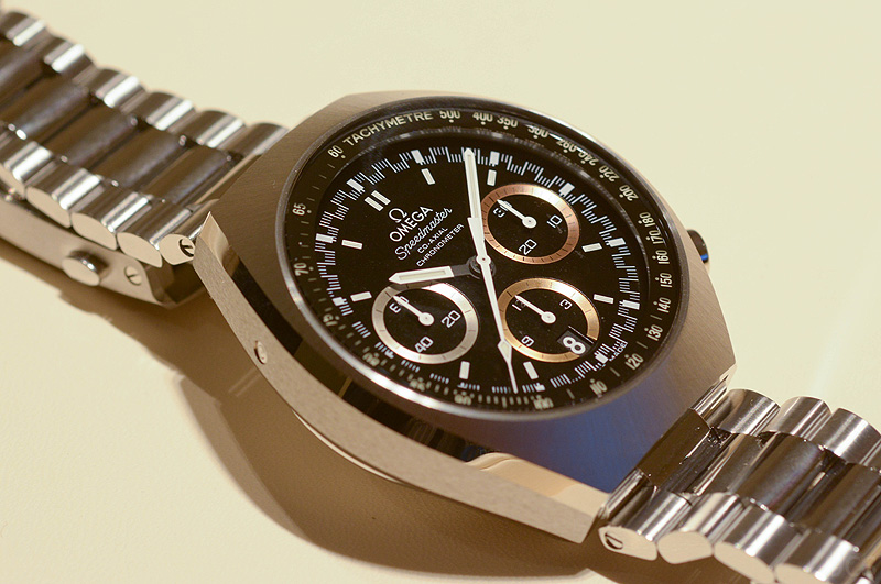 Sneak Preview: Omega Speedmaster Mark II Rio 2016