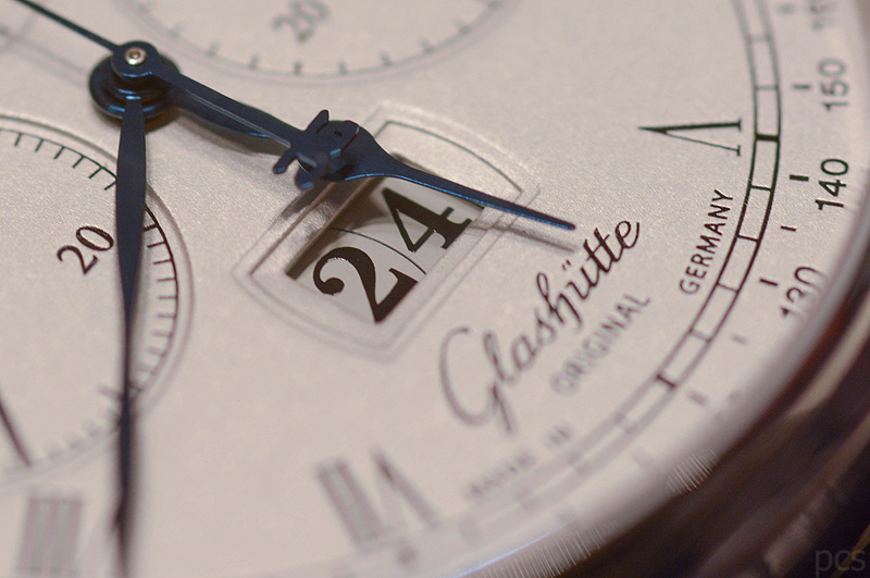 Glashütte Original Senator Chronograph Panoramadatum