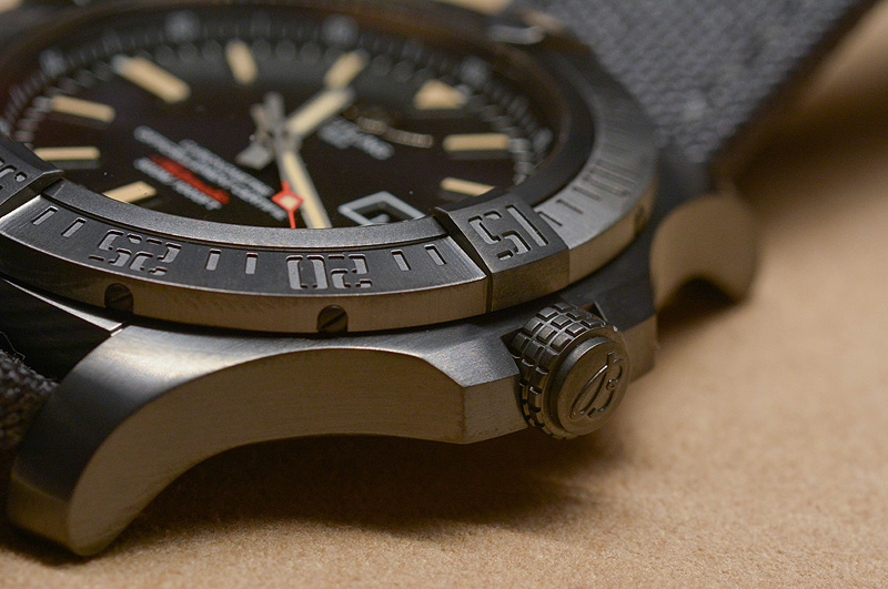 Sneak Preview: Breitling Avenger Blackbird
