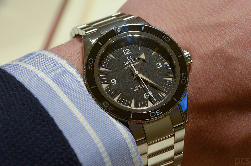 handson omega seamaster 300 master coaxial � luxify