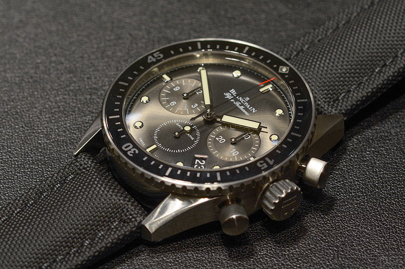 Blancpain Fifty Fathoms Bathycaphe Flyback