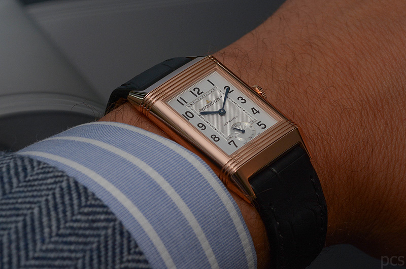 Hands-on Jaeger-LeCoultre Grande Reverso Night & Day