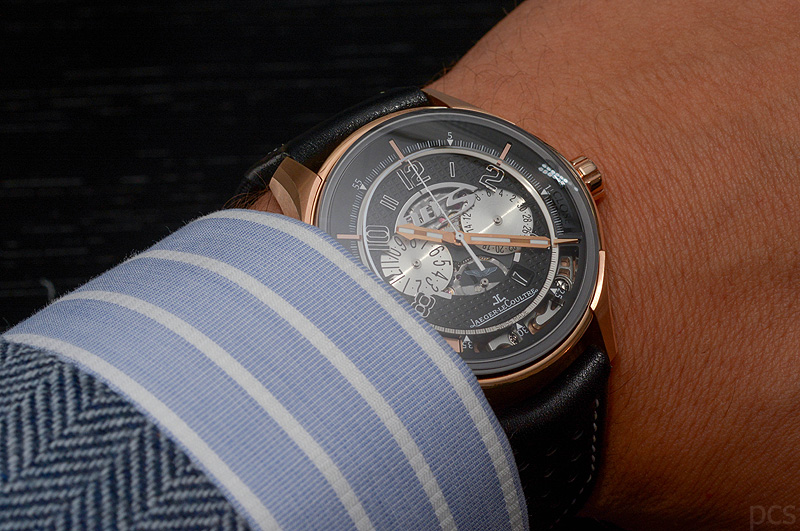 Hands-on Jaeger-LeCoultre AMVOX2 Transponder