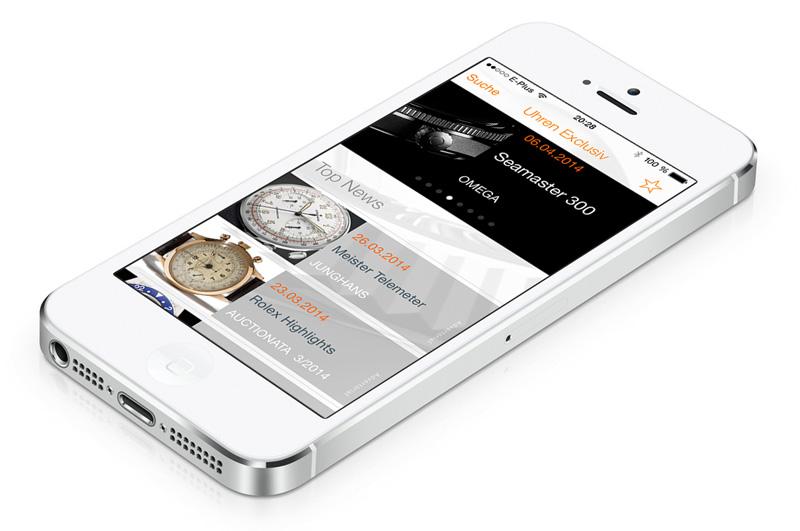 UhrenDaily – die App von Uhren Exclusiv