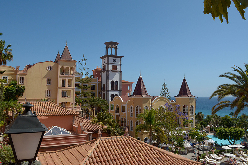 Hotelvorstellung: Gran Hotel Bahía del Duque, Tenerife