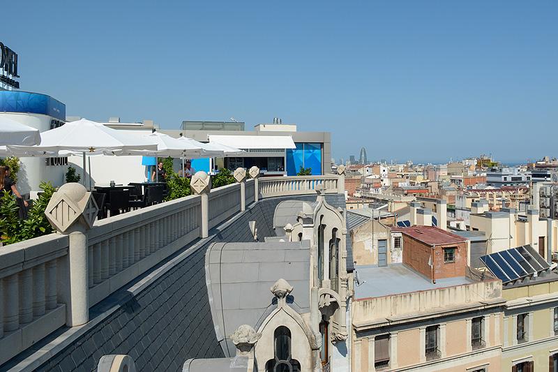 Hoteltest: Casa Fuster, Barcelona, Spanien