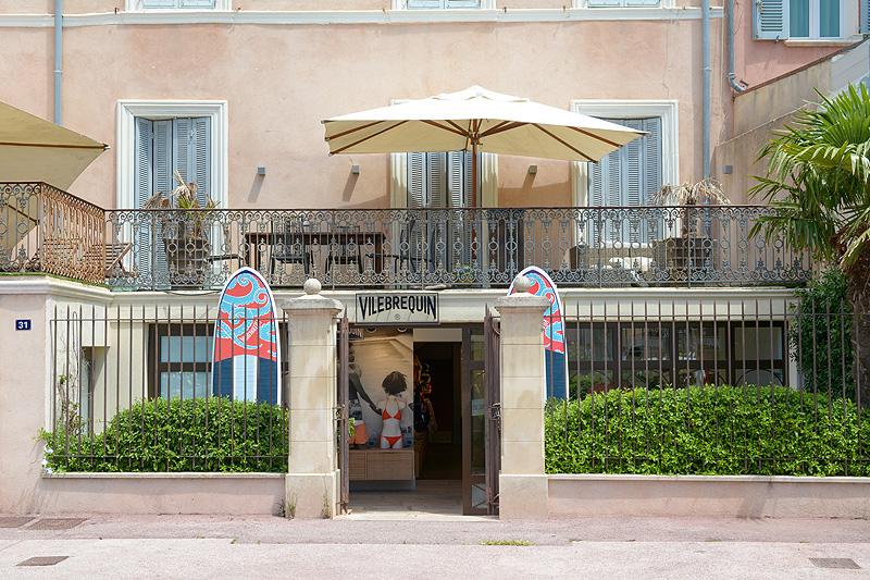 Visiting Vilebrequin, St. Tropez