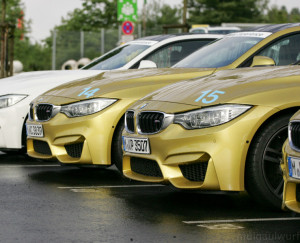 BMW Driving Experience Nordschleife