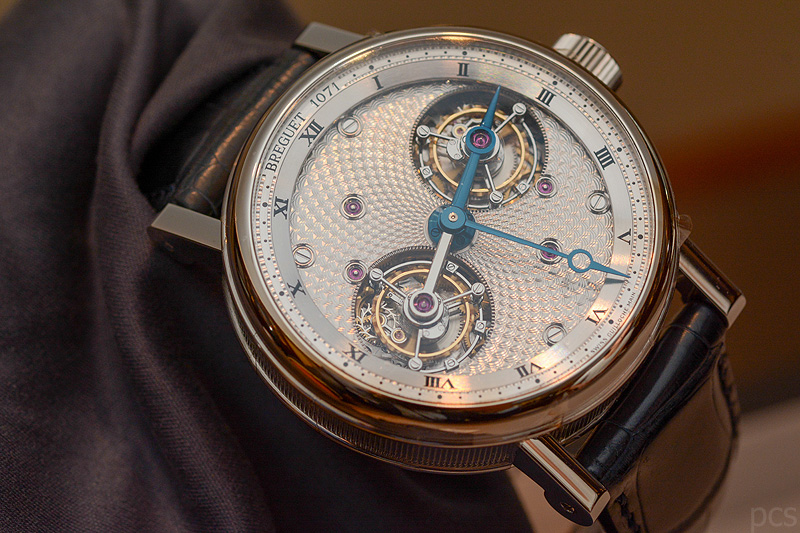 Hands-on Breguet Grande Complication Tourbillon