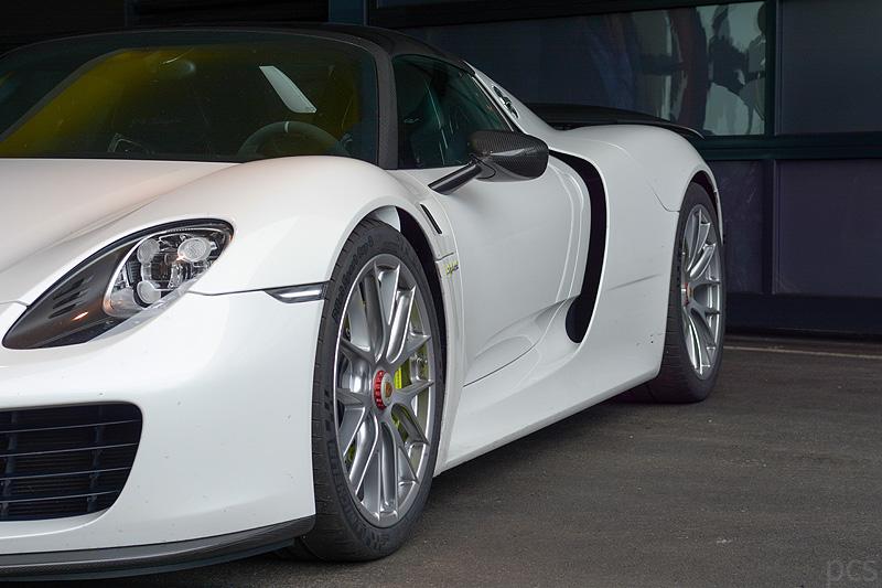 Test: Porsche 918 Spyder