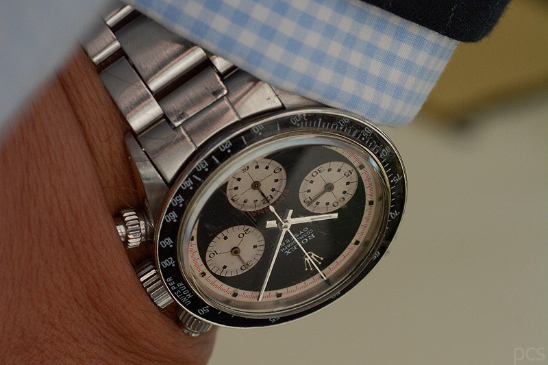 Hands-on Rolex Daytona Paul Newman Oyster Sotto