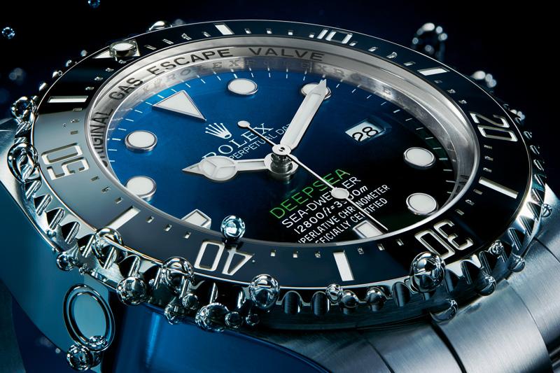 Rolex Deepsea D-blue Dial 2014