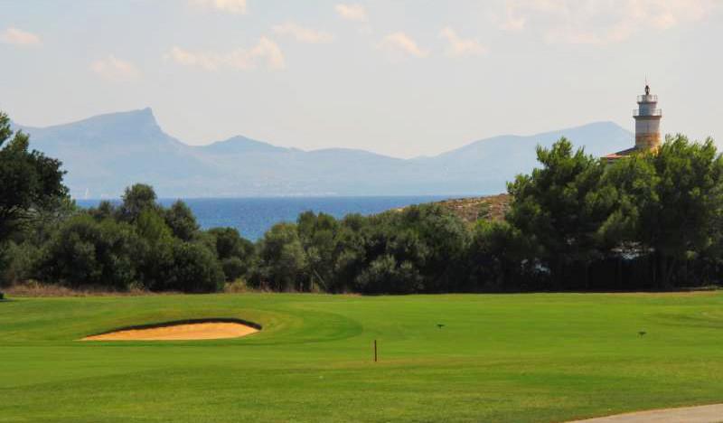 Golfclub Alcanada – ein Kleinod auf Mallorca
