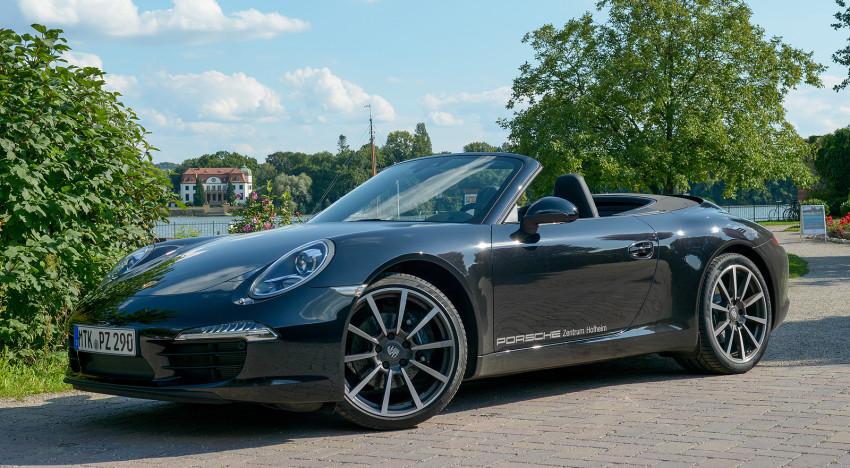 Test Porsche 911 Cabrio: auffallend – unauffällig?