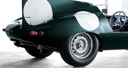 60 Jahre Jaguar D-Type