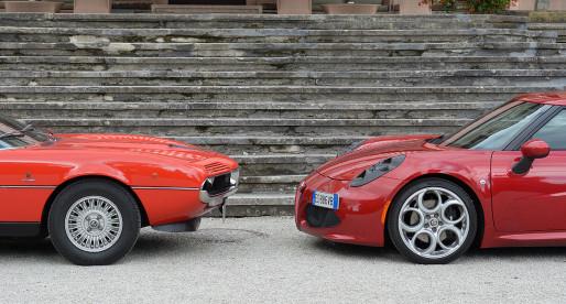 Generationen – Alfa 4C vs. Montreal