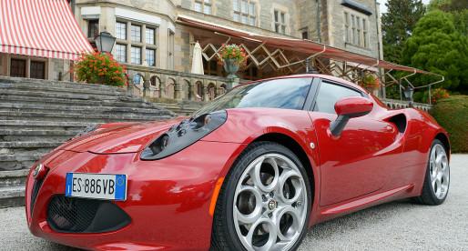 Fahrbericht Alfa Romeo 4C