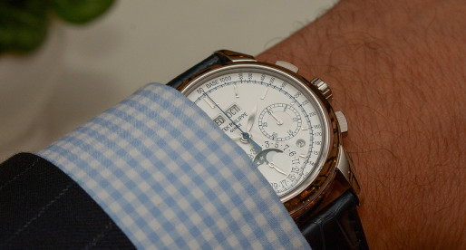 Hands-on Patek Philippe Grande Complication 5270G-015