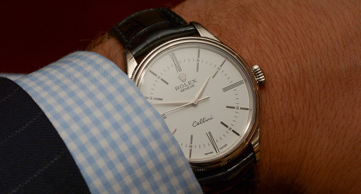Hands-on Rolex Cellini Collection 2014