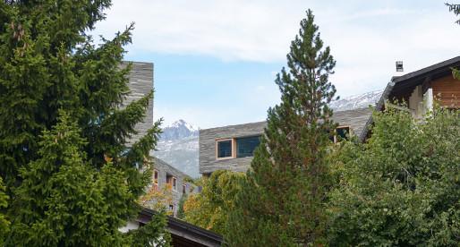 rocksresort LAAX, Graubünden, Schweiz