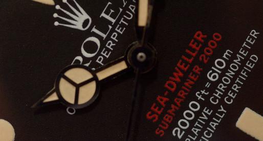 Dr. Crott: 90. Auktion – die Highlights von Rolex, Patek & Panerai