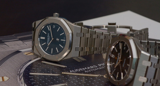 Hands-on Audemars Piguet Royal Oak 15202ST & 15400ST