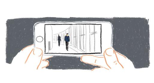 Hermès – die neue Herren-Kollektion – Liveübertragung