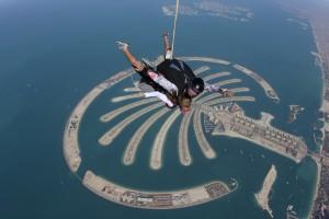Skydive Dubai - Bada Bing!