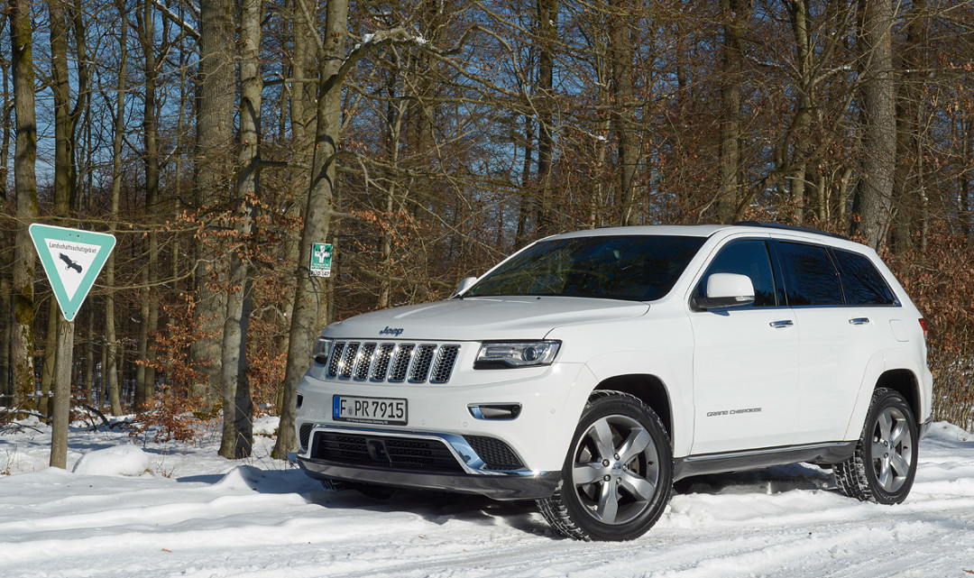 Test: Jeep Grand Cherokee