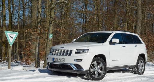 Test: Jeep Grand Cherokee