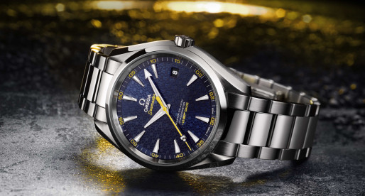 SPECTRE – Omega Seamaster Aqua Terra James Bond Edition