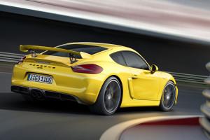 Preview: Porsche Cayman GT4