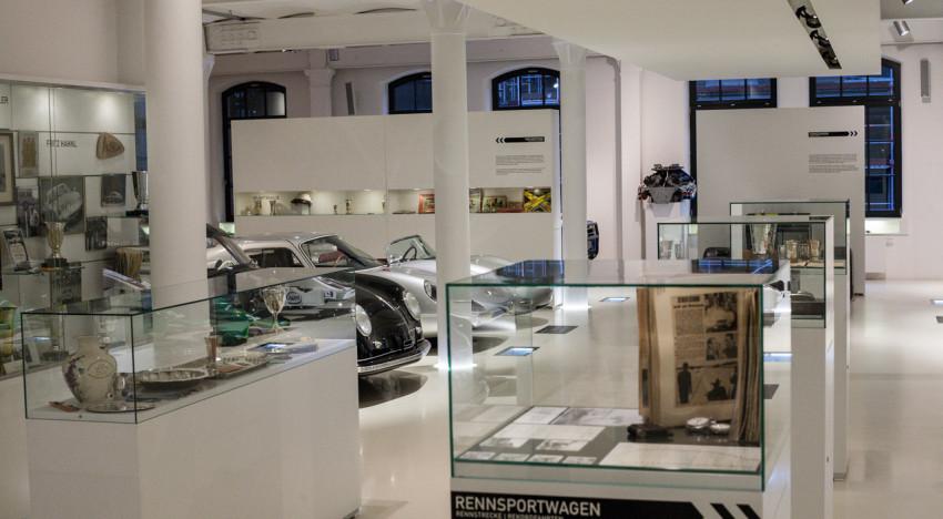 Personen. Kraft. Wagen. – Impressionen aus dem Prototyp Museum