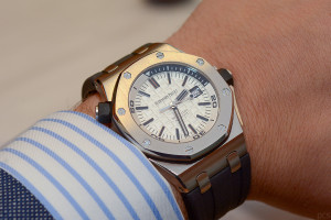 Hands-on Audemars Piguet SIHH 2015