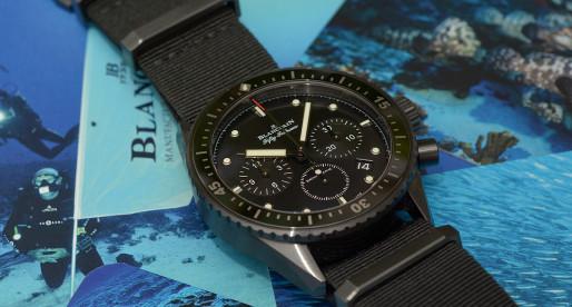 Test: Blancpain Fifty Fathoms Bathyscaphe Chronograph Flyback