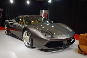 Ferrari 488 GTB - Erstkontakt