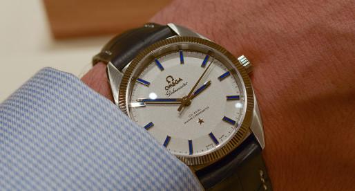 Hands-on Omega Globemaster Master Chronometer