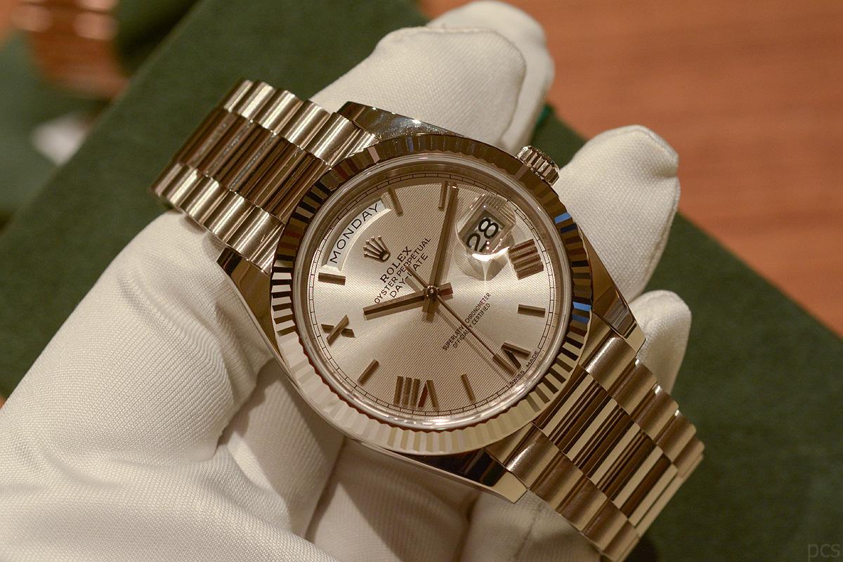 Rolex erhöht die Preise