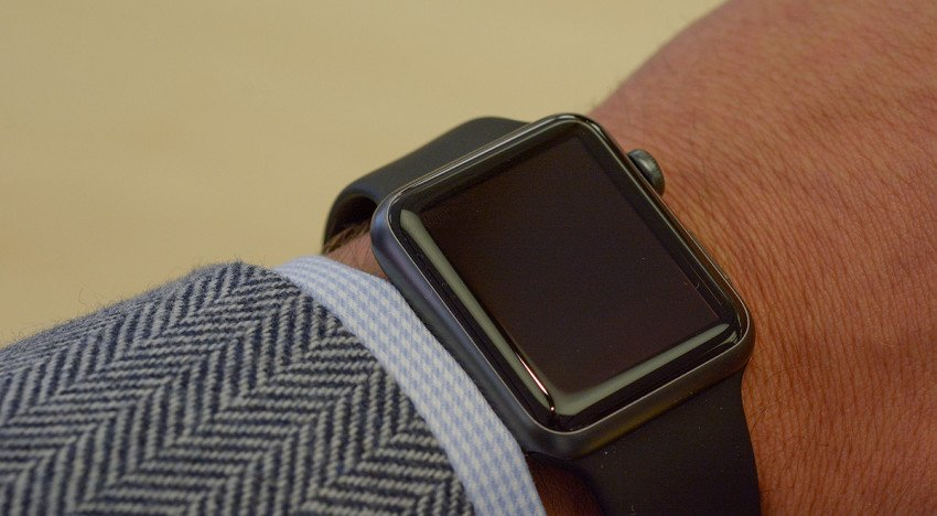 Erstkontakt: Apple Watch