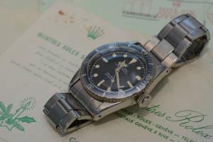 Rolex - eine ganz besondere Submariner