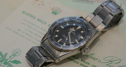 Rolex – eine ganz besondere Submariner