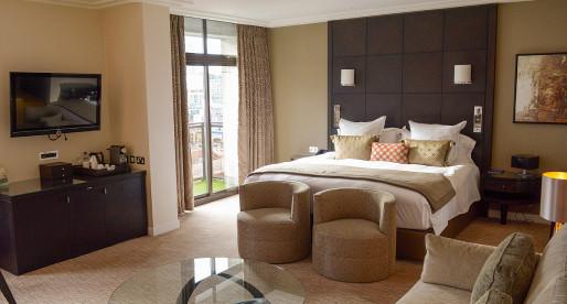 Hoteltest: Jumeirah Carlton Tower, London, UK