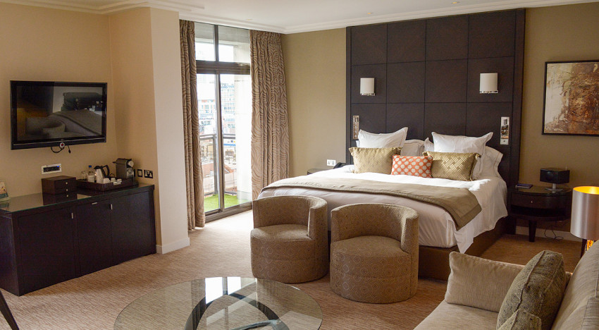 Hoteltest: Jumeirah Carlton Tower, London, UK