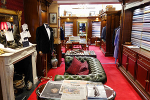 Turnbull & Asser, London: Thank you for the Magic Shirts.