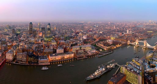 London: The View from the Shard