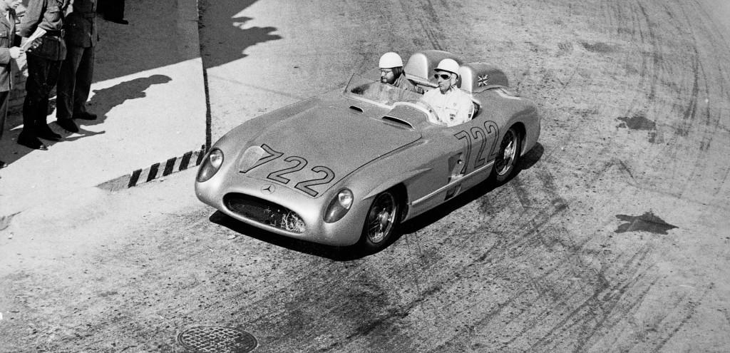 Mille Miglia, 1955