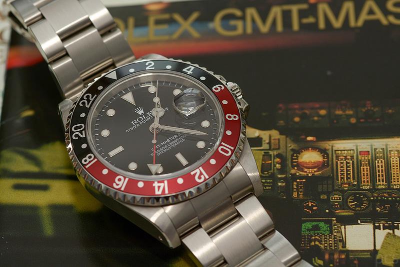 Rolex GMT-Master II 161760